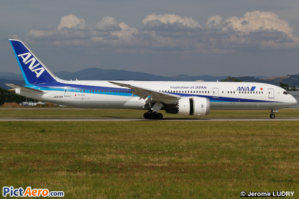 Boeing 787-9 Dreamliner (All Nippon Airways)