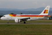 Airbus A319-111 (EC-KBX)