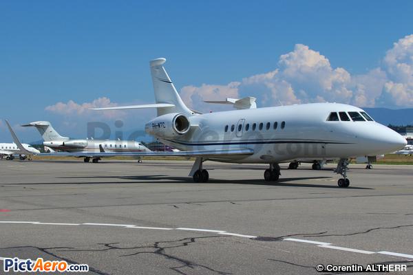 Dassault Falcon 2000S (AeroBoek)
