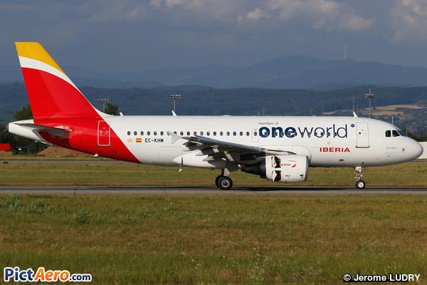 Airbus A319-111 (Iberia)
