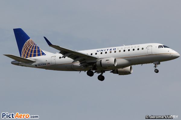 Embraer ERJ-170SE (ERJ-170-100 SE) (Republic Airlines)