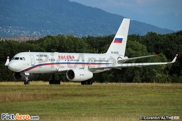 Tupolev Tu-204-300 (Russia - Special Flight Squadron)