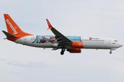 Boeing 737-8Q8/WL (C-FDBD)