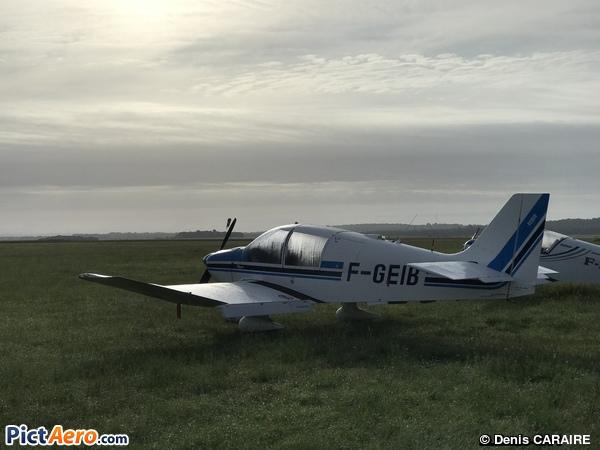 Robin DR 400-180 (CANU-AIR)