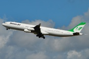 Airbus A340-313 (EP-MMD)