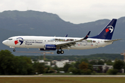 Boeing 737-8CX/WL (OK-TVO)