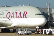 Airbus A380-861 (A7-APE)