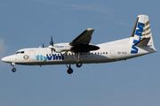 Fokker 50 (OO-VLQ)