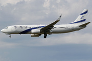 Boeing 737-8HX/WL (4X-EKF)