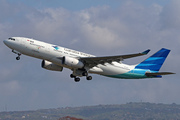 Airbus A330-243 (PK-GPS)