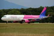 Airbus A321-231/WL (HA-LXZ)