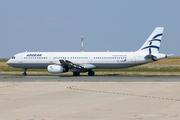Airbus A321-231 (SX-DGT)