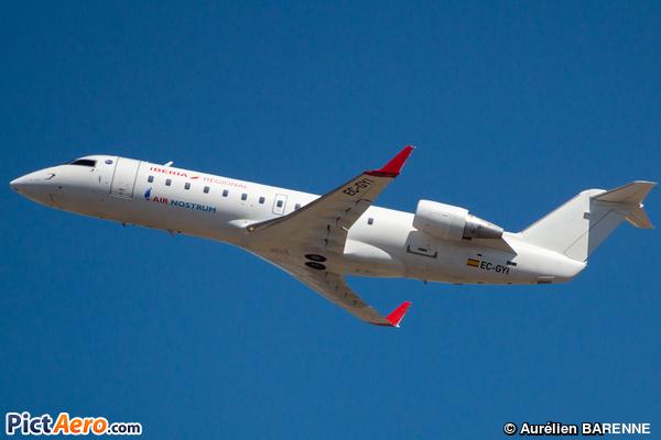 Bombardier CRJ-200ER (Air Nostrum)
