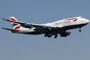 Boeing 747-436 (G-CIVY)