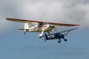 L-17 Model 72 (G-AGMI)