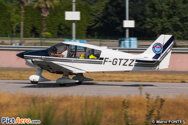 Robin DR400/180 Regent (Aéroclub Paul Tissandier)