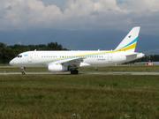 Sukhoï Superj Jet 100-95LR (UP-SJ001)