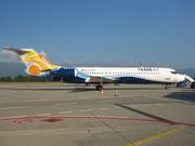 Fokker 100 (F-28-0100) (9A-BTE)