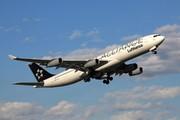 Airbus A340-313X (D-AIGX)