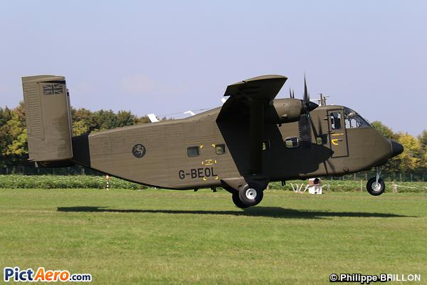 Shorts SC-7 Skyvan 3-100 (Invicta Aviation)