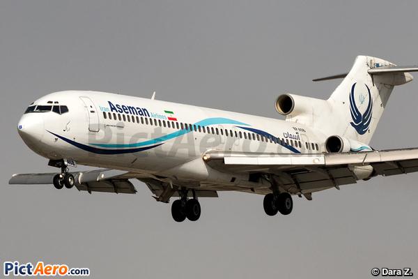 Boeing 727-228 (Iran Aseman Airlines)