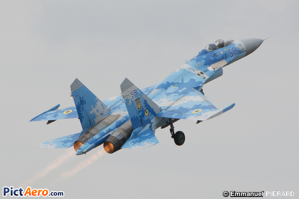 Sukhoi Su-27 (Ukraine - Air Force)
