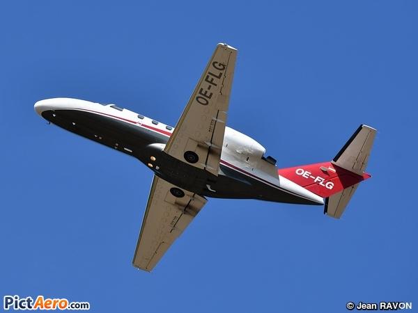 Cessna 525 CitationJet (Privé)