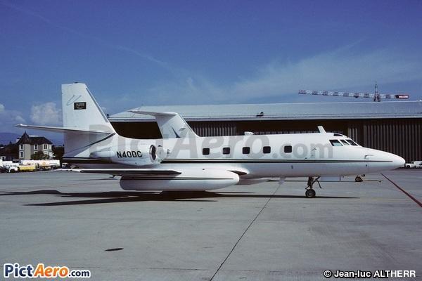 Lockheed L-1329 JetStar 731 (Private)