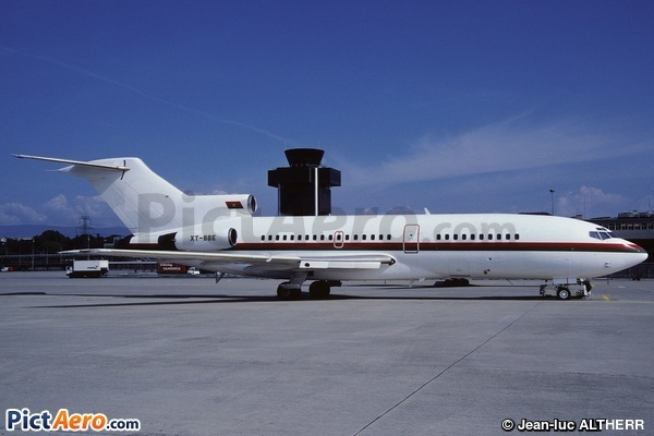 Boeing 727-14 (Burkina Faso - Government)