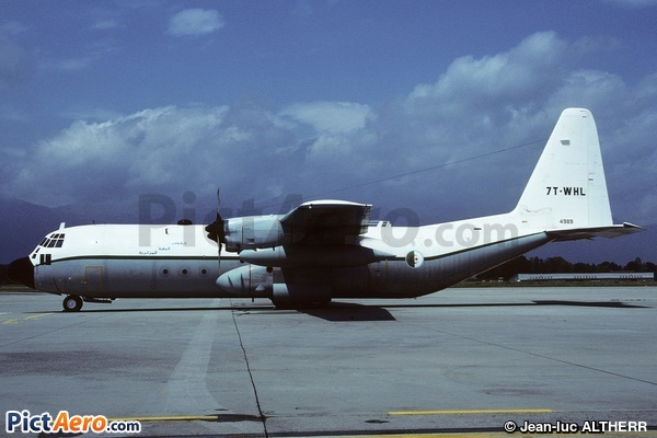 Lockheed L-100-30 Hercules (L-382G) (Algeria - Air Force)
