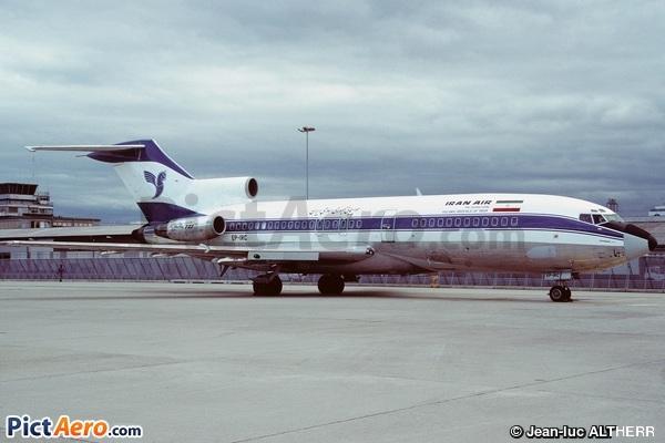 Boeing 727-86 (Iran Air)