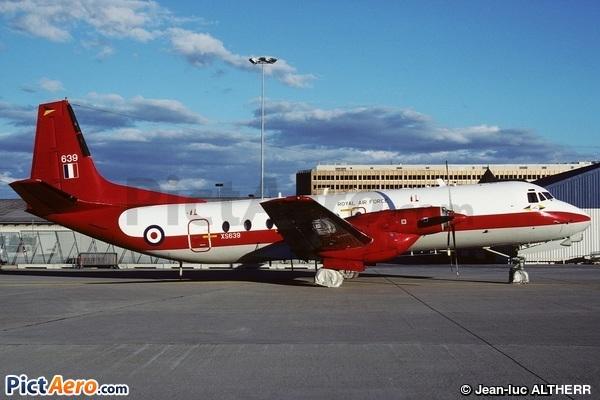 Hawker Siddeley HS-780 Andover (Royal Air Force)