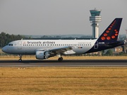Airbus A319-112 (OO-SSI)