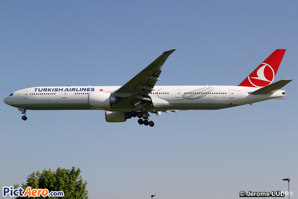 Boeing 777-36N/ER (Turkish Airlines)