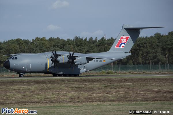 Airbus A400M Atlas (Spain - Air Force)