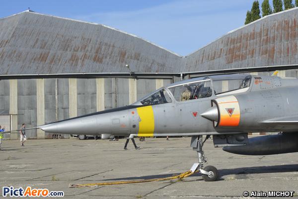 Dasasult Mirage IIIB (Inconnu)