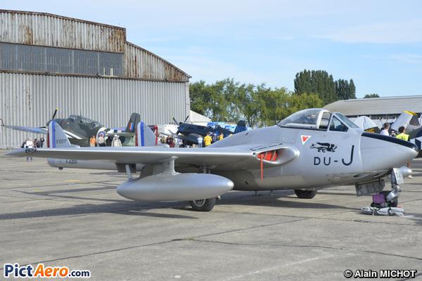 De Havilland Vampire FB.6 (DH-100) (Private)