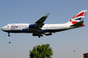 Boeing 747-436 - G-CIVC