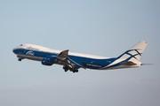 Boeing 747-83QF - VP-BBY