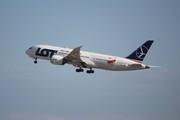 Boeing 787-8 Dreamliner - SP-LRH
