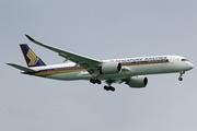Airbus A350-941 (9V-SMQ)