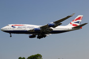 Boeing 747-436 (G-CIVG)