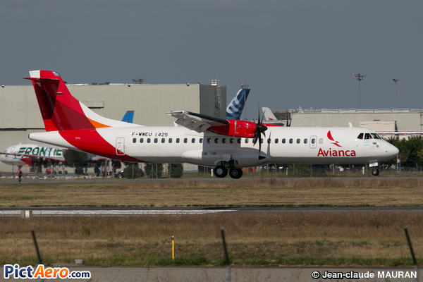 ATR72-600 (ATR72-212A) (Avianca)