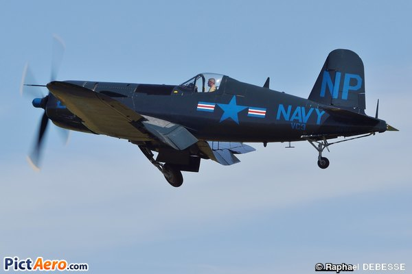 Vought F4U-5NL Corsair (Salis Jean)