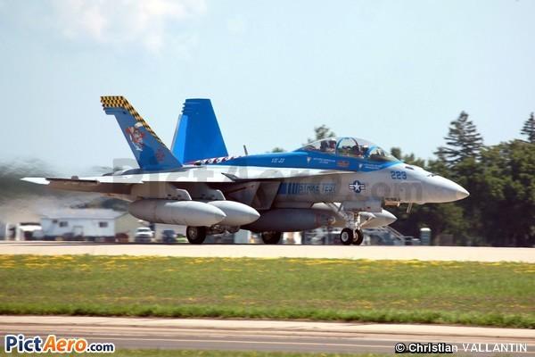 McDonnell Douglas/Boeing F/A-18E Super Hornet (US Navy)