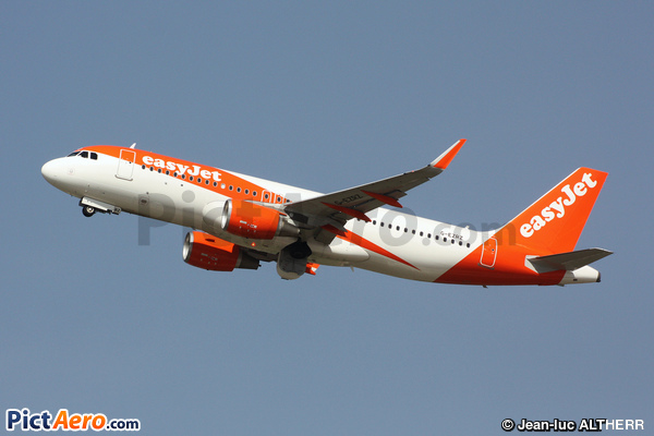 Airbus A320-214/WL  (easyJet)