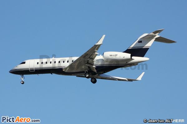 Bombardier BD-700-1A10 Global 6000 (Air National Australia Pty. Ltd.)