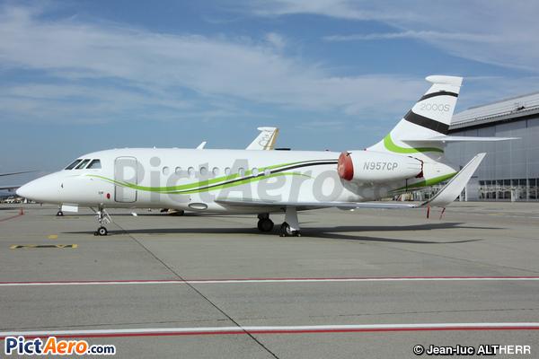 Dassault Falcon 2000S (Dassault Falcon Jet Corp, Little Ferry NJ)