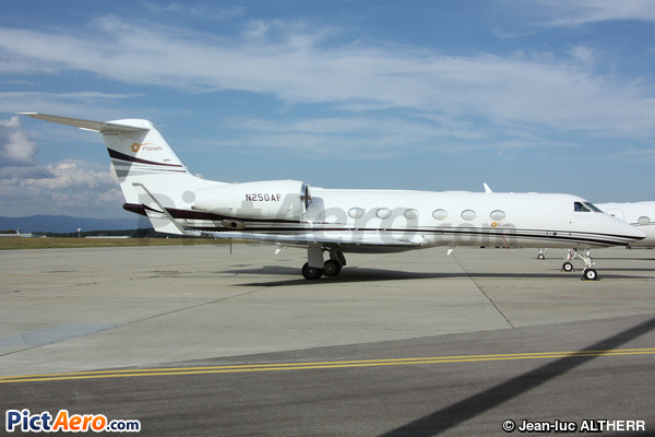 Gulfstream Aerospace G-IV-X Gulfstream G450 (Elite Air Inc.)