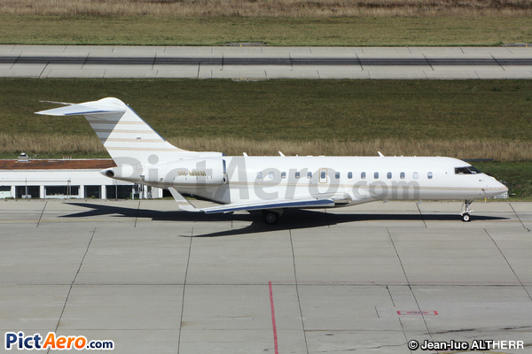 Bombardier BD-700-1A11 Global 5000 (Jetmagic Ltd)